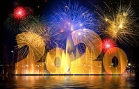 Пожелания за Новата 2020 година! Нова годино, добре си дошла!