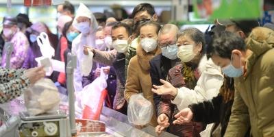 Учени: Очаква се 500 000  да бъдат заразени  в пика на коронавируса в Ухан